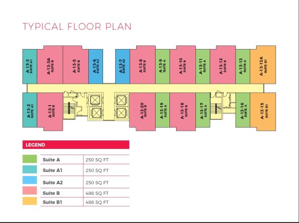 FloorplanRiveria